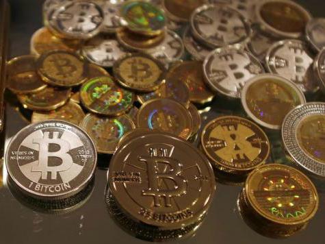 Washington & Wall Street: 'Bitcoin Economy' Surges, Real Economy Deflates