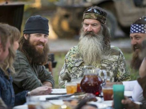 Duck Dynasty Star's Comments Consistent with Christianity