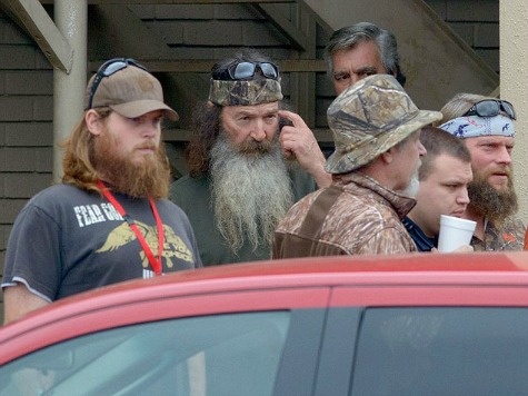 Phil Robertson: I Will Not Apologize for Quoting Bible