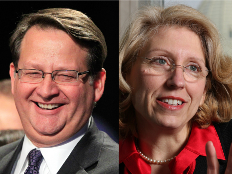 Michigan Senate Race Tightens to Dead Heat