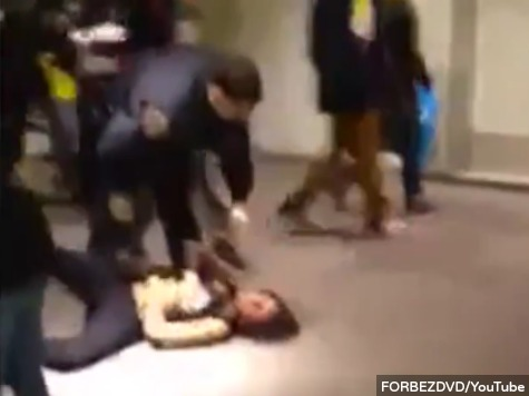 Teenage Flash Mob Plays 'Knockout' Game, Causes Mayhem at Brooklyn Mall