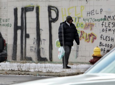 Washington & Wall Street: Big Banks Back Down in Detroit Bankruptcy