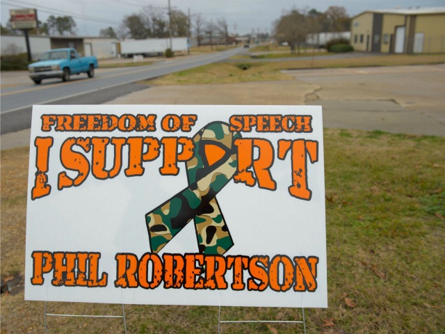A&E Averted Grassroots Rebellion with Duck Dynasty Surrender