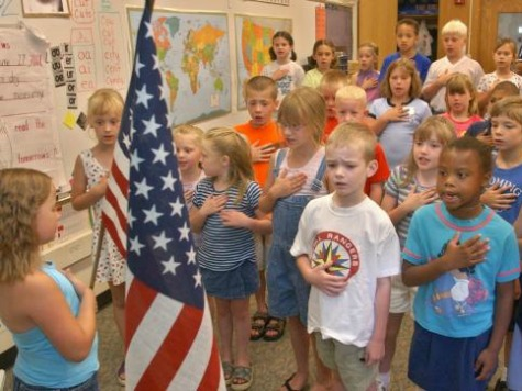 Oklahoma Bill Would Require Pledge of Allegiance in Schools