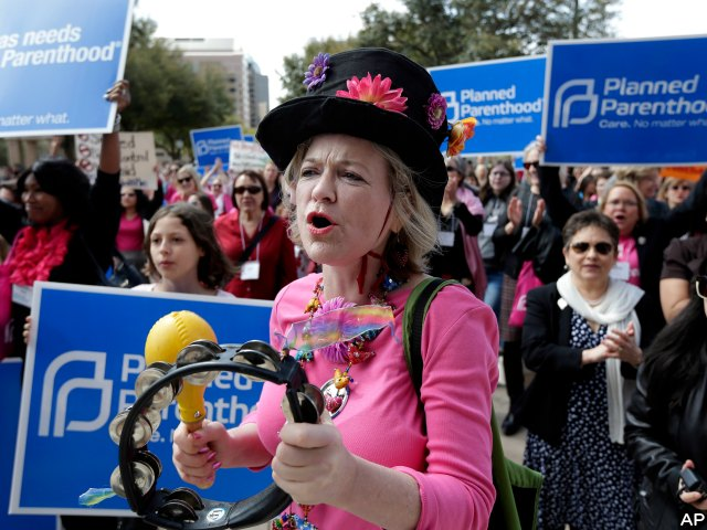 Annual Report: Planned Parenthood Needs Obamacare, Pop Culture to Survive