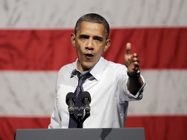 Obama Slams Republicans in Fiery Election Speech
