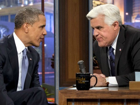 Rush Limbaugh: Obama Diminished Presidency by Talking National Security on Leno