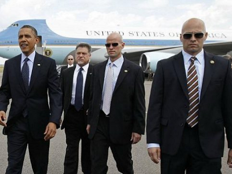 Obama Signs Law Giving Himself Armed Guards for Life