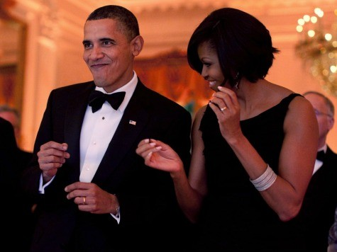 First Lady: Obama Will 'Shake His Groove Thing'