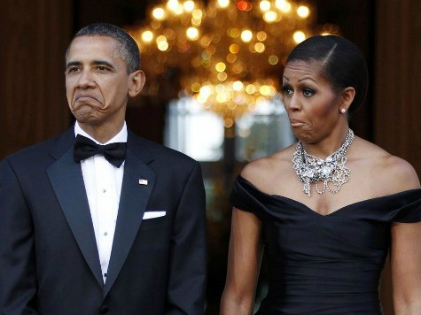 After Snubbing Thatcher Funeral, Obama and Michelle to Visit South Africa for Mandela