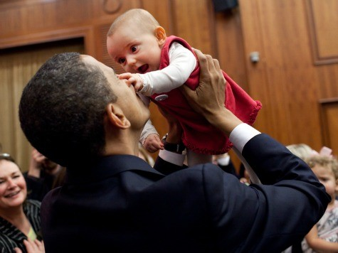 Obama Threatens to Veto Bill Banning Abortions After 20 Weeks