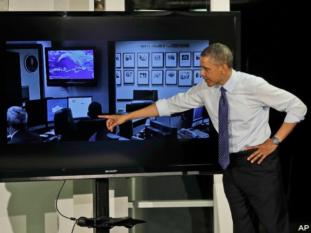 Obama's 'Tech Surge' Consisted of Six People