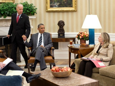 The Nuclear Option: Ungrateful Obama Paints Pathetic Picture of Vice President Biden