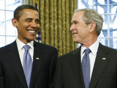 WH Drone Strike Policy Adapts 'Bush Doctrine' Against Individuals