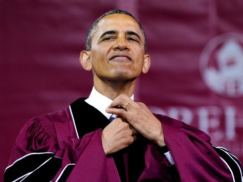 Obama: Higher Education Not 'a Luxury'