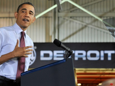What Happened? Obama and His Media Defenders Claimed He 'Saved Detroit'