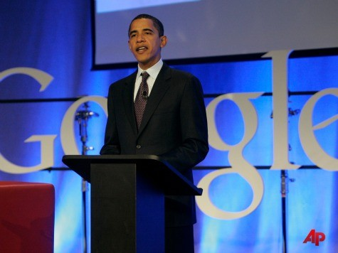 Obama Gives Shout Out to Google in Letter to Fed Employees
