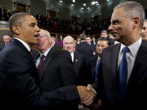 Obama, Holder Looking into Pardon of 'Perhaps Thousands' of Criminals