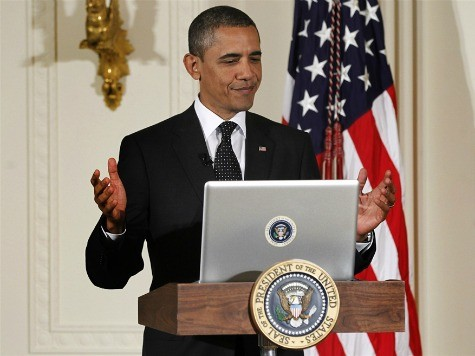 Obama's Internet Giveaway Threatened in House
