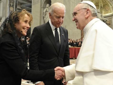 Why Joe Biden Didn't Kiss Pope Francis's Ring
