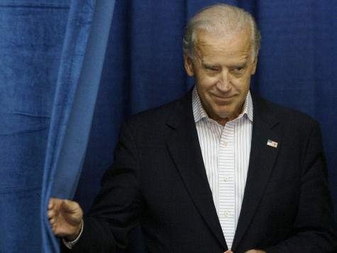 Biden Tells Freshman Democratic Senator to Spread Her Legs