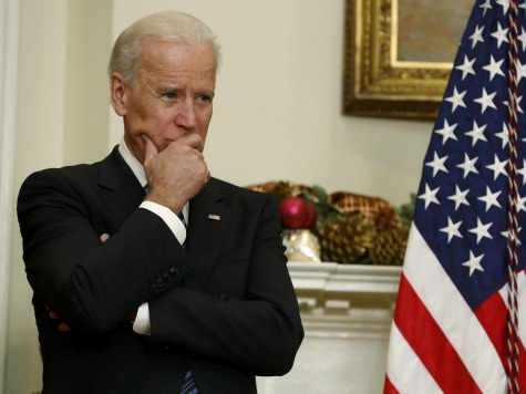 Biden Curses GOP Congressman — on Conference Call with Catholic Clergy!