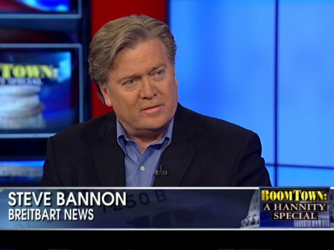 Bannon on Boomtown: Media Must Investigate Permanent Political Class