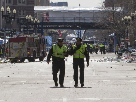 Mass Confusion over Boston Marathon Terror