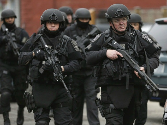 The Economist: American Police Too Militarized