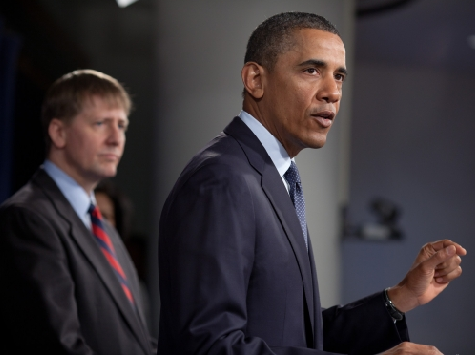 Obama Nominee Richard Cordray Reignites Conservative Ire