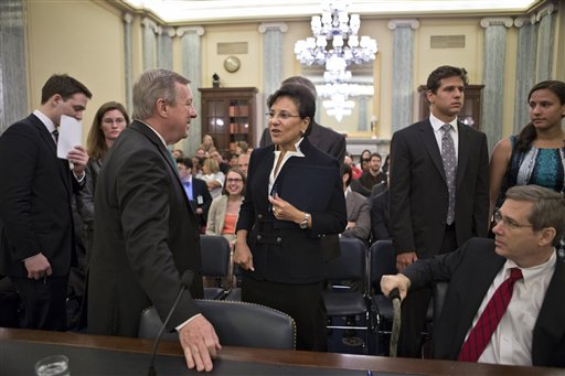 Commerce Nominee Penny Pritzker Sails Through Senate Confirmation Hearing