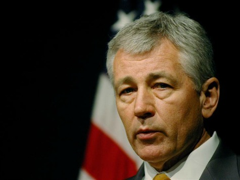 Pentagon Lobbies for Hagel to Be Boss