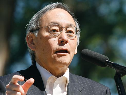 Recycle: Energy Secy Chu to Step Down