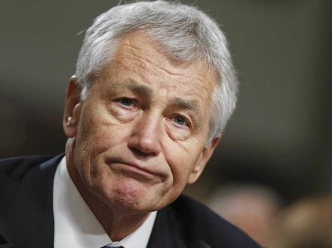 GOP Senators Urge White House to Withdraw Hagel Nomination