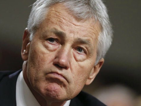 Hagel Stonewalls Senate on Foreign Funders, Speaking Engagements