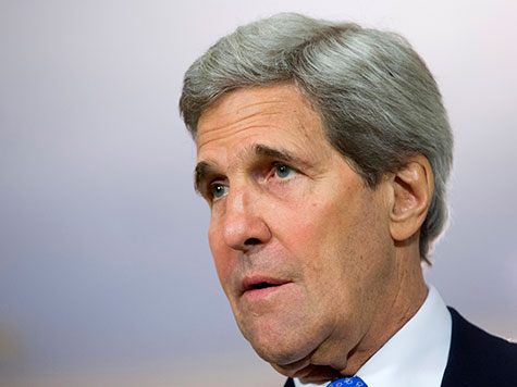 Issa Subpoenas Kerry To Testify On Benghazi