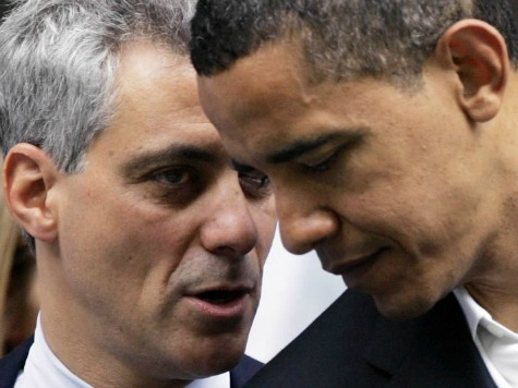 Obama to Sell Exec Amnesty in Chicago with 'Godfathers' Gutierrez, Emanuel