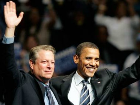 Al Gore's Firm Poised to Cash in on Obamacare Debacle