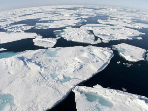 CryoSat Satellite Finds Arctic Ice Increased 50% in Volume