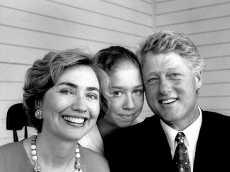 Bill Clinton: Father of the Year?