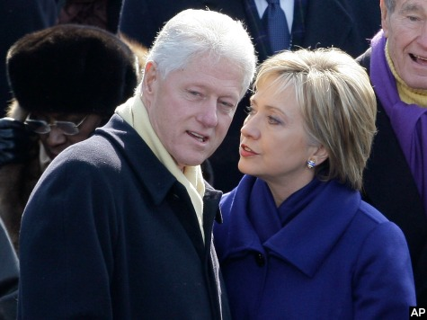 Book: Bill Doesn't Want Hillary to Win, Clinton Aides Claim