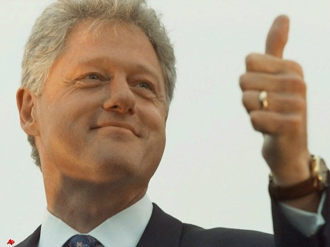 Bill Clinton Seems Fond Of Alison Lundergan Grimes