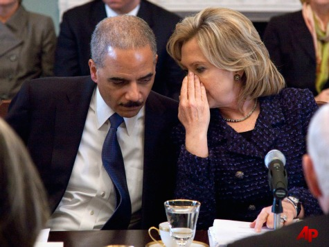 Hillary Clinton, Eric Holder Still Blocking the Truth