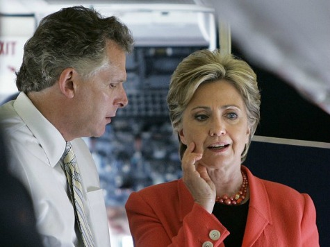 Exclusive-RNC Chair: Hillary Should Return Donations from McAuliffe's Convicted Pal