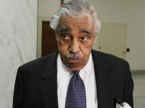 Rangel: GOP Racist, 'We All Know Who They Are and Where They're From'