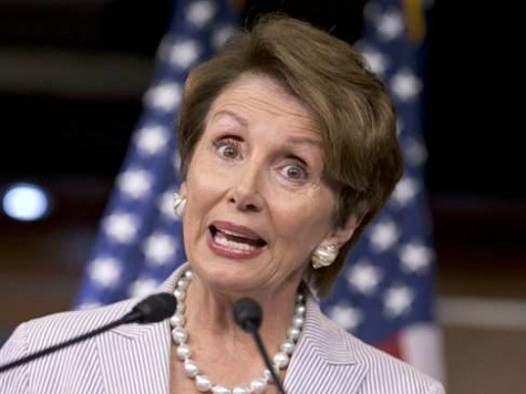 Pelosi: GOP Budget Takes Food Away from People of Color