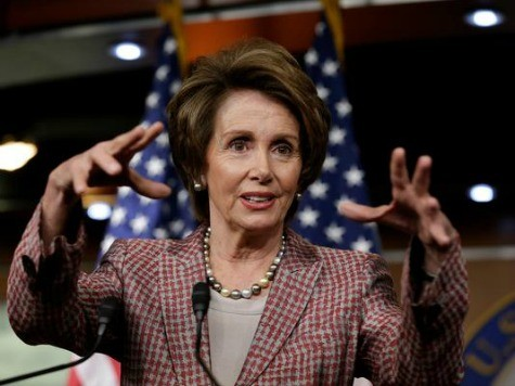 Nancy Pelosi on Passing Amnesty Bill: Let's 'Embrace… Essential Character of Our Country'