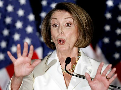 57 House Dems Have Abandoned Pelosi, Obama to Keep Parts of Government Open