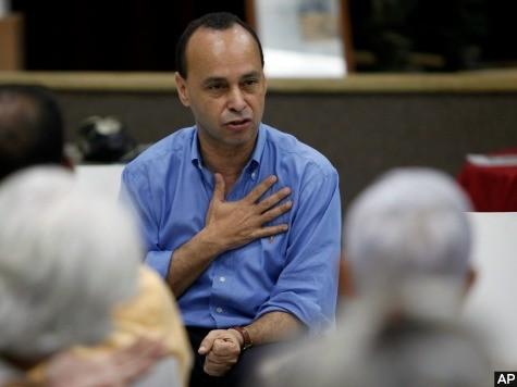 Luis Gutierrez: 'I Lost' the Executive Amnesty Argument