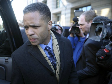 Jesse Jackson Jr. Writing A Book 'To Clear Up His Legacy'